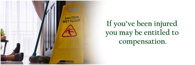 Slip & Fall Accident Claims