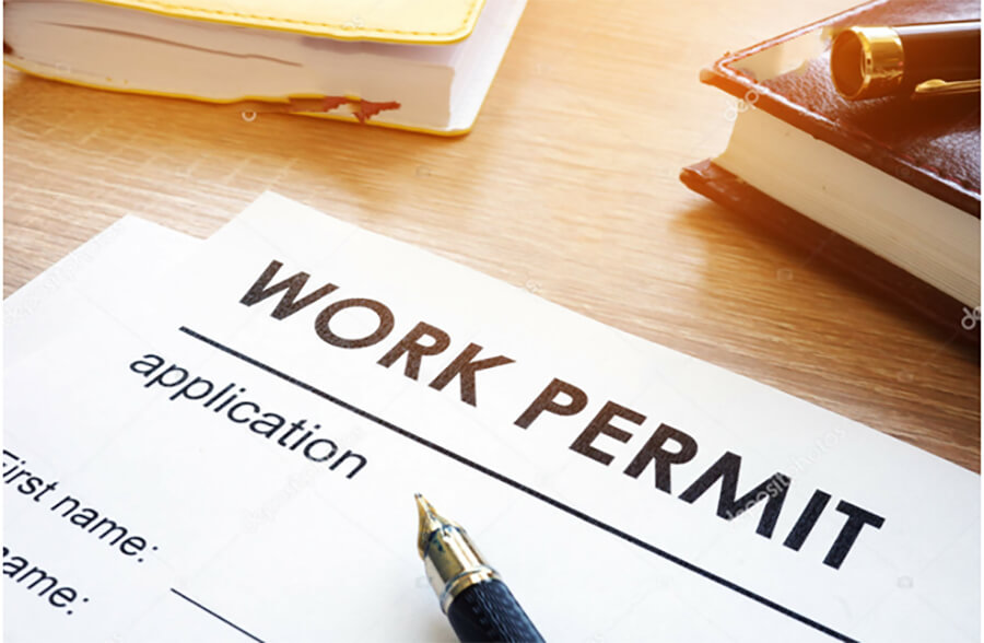 Work Permit - Affinity lawyers